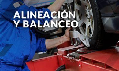 Alineacion & Balanceo