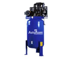 COMPRESOR ALFA7V 7.5HP/280LTS. A/B ASTURCOM