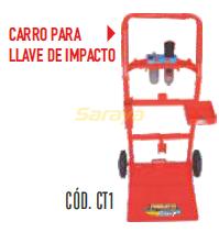 CARRO P/LLAVE IMPACTO 1″