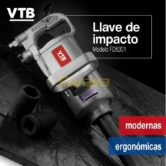 LLAVE DE IMPACTO 1″ FD5301 VTB