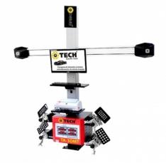 ALINEADORA DE RUEDAS 3D MANUAL-TRACKING TA-3DMT TECH