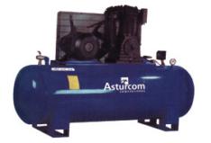 COMPRESOR ALFA10 10HP/420LTS. A/B ASTURCOM