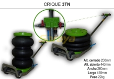 CRIQUE FUELLE 3TN. MS