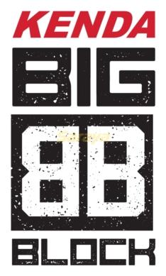 100/90B19 TL K678F BIG BLOCK PAVER KENDA
