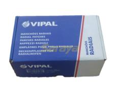 VIPAL RAC10 75x55mm (CAJA x 20 UNID.)